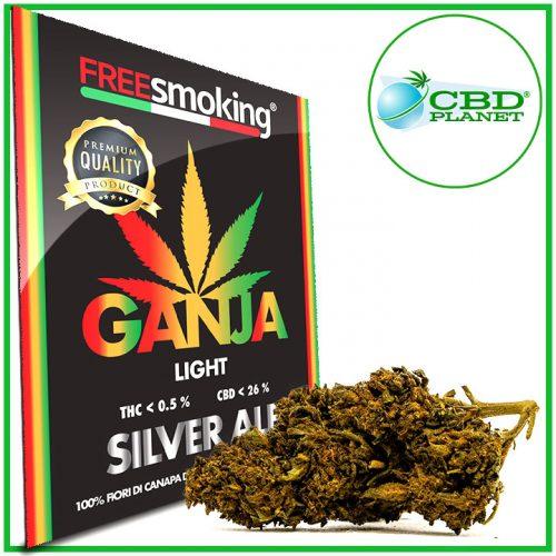 SIlver Cannabis